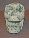 SOLD 6.1 Pound Sha Na Ra Charged Singing Skull